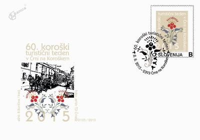 60. koroški turistični teden - Črna na Koroškem 2015