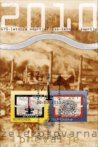 175. letnica odprtja in 111. letnica zaprtja Železotovarne Preva