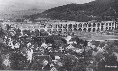Borovniški viadukt