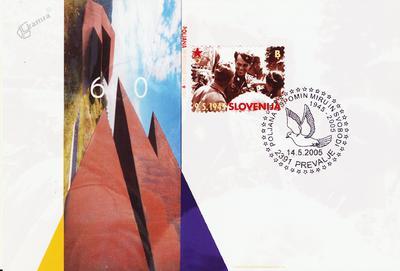 Svobodi in miru - Poljana 60 LET (1945-2005)
