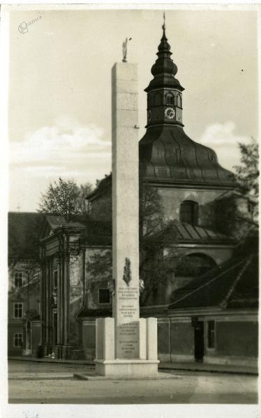 Napoleonov spomenik v Ljubljani
