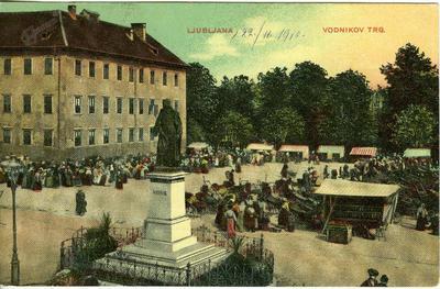 Ljubljana - Vodnikov trg