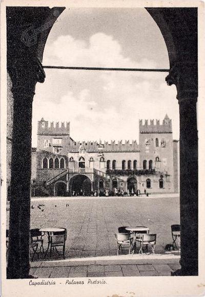 Koper - Pretorska palača