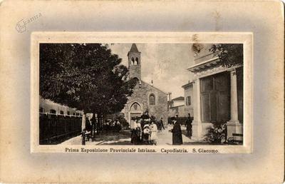 Koper: Sv. Jakob, 1910