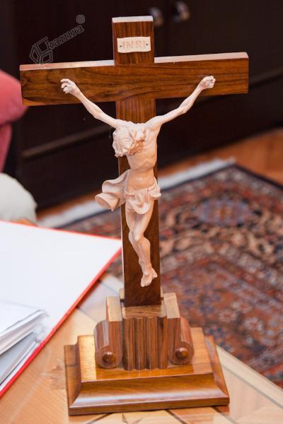 Podstavek za križ