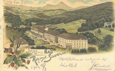 Gruss aus Bad Rohitsch-Sauerbrunn