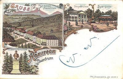 Gruss aus Rohitsch Sauerbrunn
