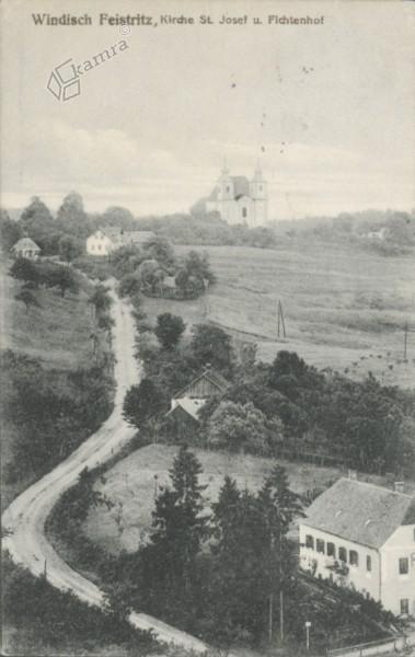 Windisch Feistritz, Kirche St. Josef