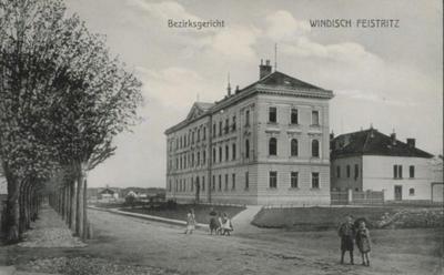 Windisch Feistritz, Bezirksgericht