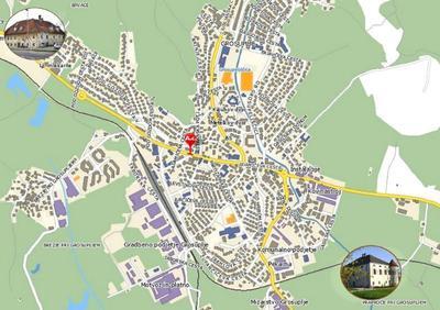 Karta mesta