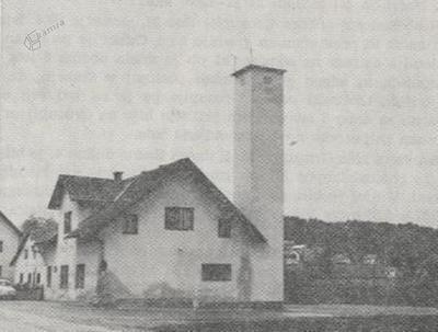 Stari gasilski dom