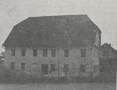 Tschinklova hiša