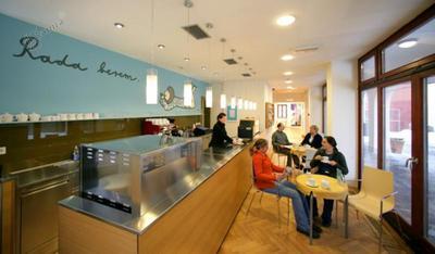 Kavarna Mestne knjižnice Grosuplje