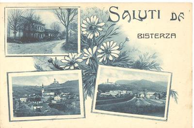 Saluti da Bisterza, okrog 1924 leta