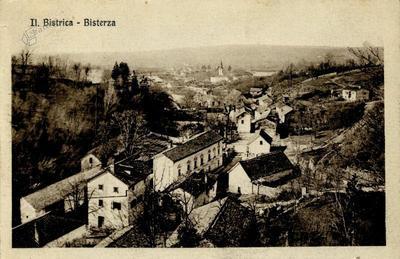 Ilirska Bistrica, okrog 1925 leta