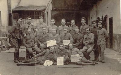 Podoficirska šola borcev za severno mejo v Velikovcu
