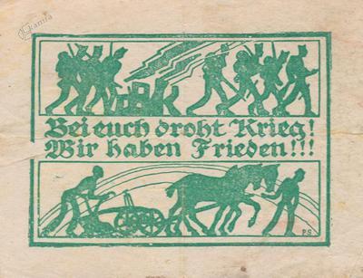 Nemška propaganda ob plebiscitu na Koroškem oktobra 1920