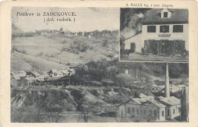 Rudnik Zabukovica