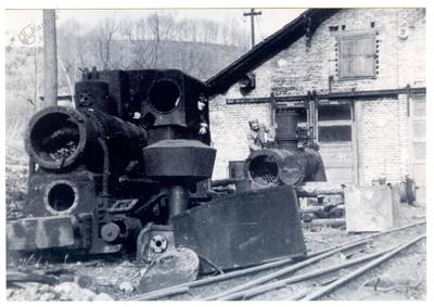 Remont parne lokomotive