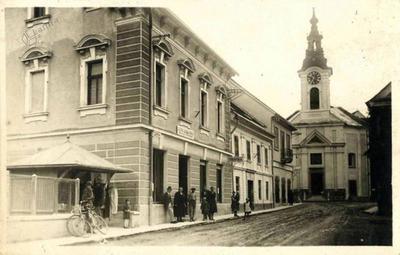 Vrhnika, Cerkev sv. Lenarta