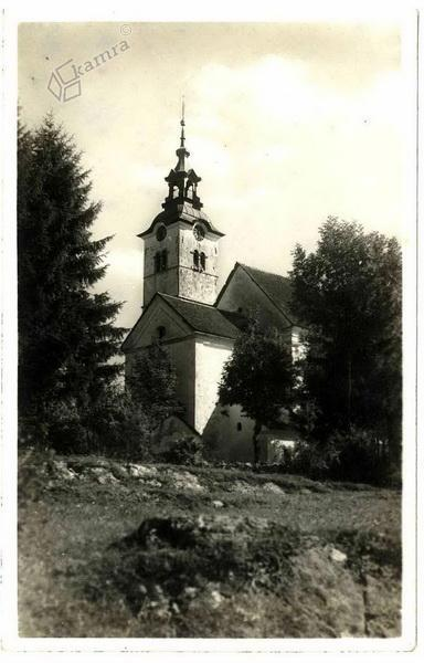 Vrhnika - sv. Trojica