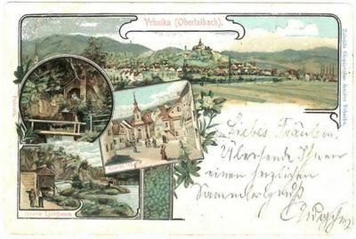 Vrhnika (Oberlaibach)