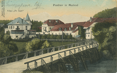 Medvode leta 1909