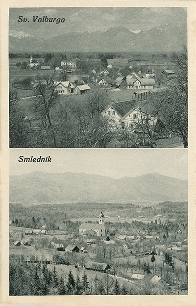 Smlednik in Valburga
