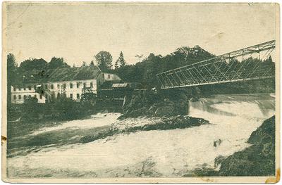 Most čez Savo