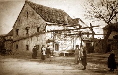 Josipinina rojstna hiša v Divači