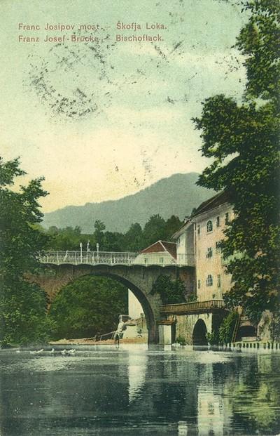 Francjožefov most