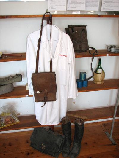 Halja in torbica intendanta Branka
