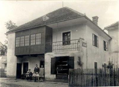 Hudalesova hiša