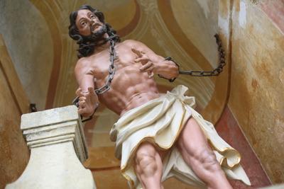 Jezus v verigah