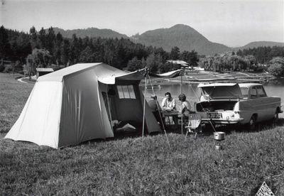 Kamp ob Velenjskem jezeru