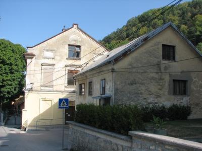 Obe stavbi stare bolnice