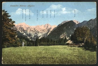 Kamniška Bistrica (Kopišče)