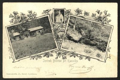 Izvirek Bistrice pri Kamniku
