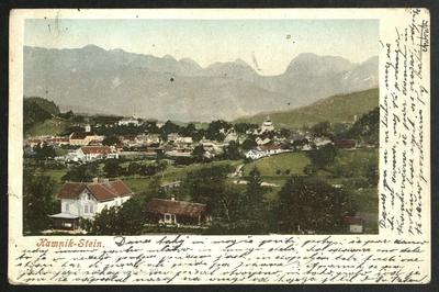 Kamnik - Stein