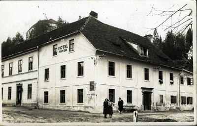 Staro Velenje, hotel Ivan Rak
