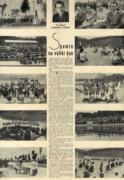 Poročanje velenjskega časopisa Rudar