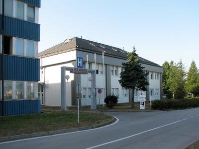 Stavba nove porodnišnice