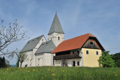 Zunanjost cerkve sv. Roka (zadaj)