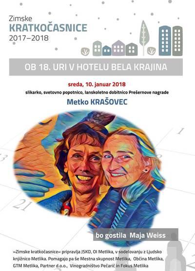 Metka Krašovec - Maja Weiss