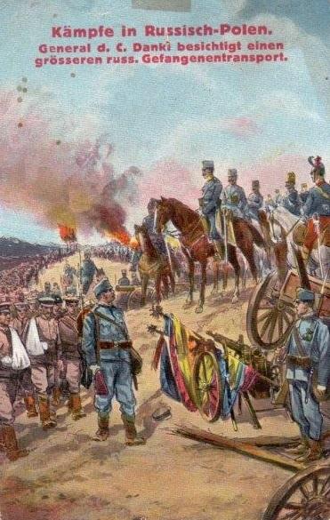 Kämpfe in Russisch-Polen, 1915