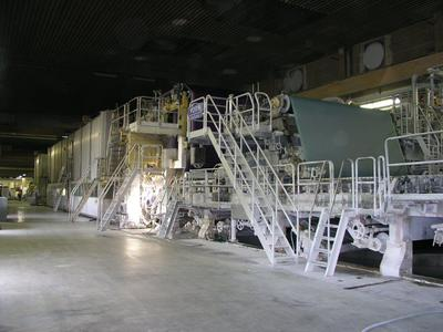 Papirni stroj