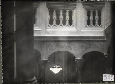 Stopnišče v stavbi ulice Ghega