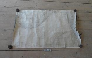 Søkort, Skagerrak, Nordsøen, Norge, fyr og båker