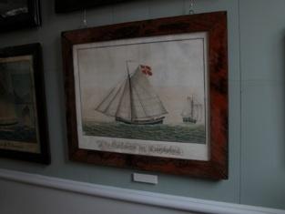 Skibsportræt De fire sødskende