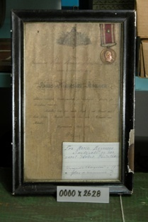 Medalje for krigsdeltagelse 1848-50